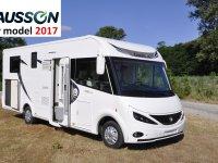 Pierwsza dostawa Chausson z modelami 2017 już za nami!