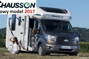 KAMPER CHAUSSON WELCOME 628EB LIMITED EDITION TRANSIT 170KM NOWY !!