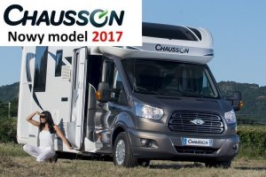 KAMPER CHAUSSON WELCOME 628EB TRANSIT 170KM NOWY !!