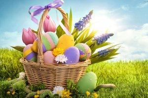 Godziny otwarcia - Wielkanoc