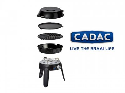GRILL GAZOWY CADAC SAFARI CHEF LP 30MBAR