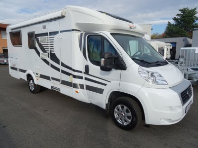 KAMPER ORANGE CAMP DUCATO 2.3JTD 2013
