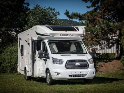KAMPER CHAUSSON 716 WELCOME TRANSIT 170KM NOWY!