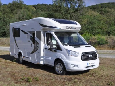 KAMPER CHAUSSON 628 WELCOME TRANSIT 170KM NOWY!