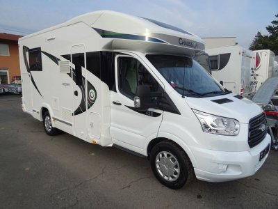 KAMPER CHAUSSON 628 WELCOME TRANSIT 170KM NOWY! MODEL 2019
