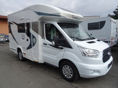 KAMPER CHAUSSON 515 FLASH TRANSIT NOWY! MODEL 2019