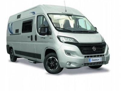 KAMPER CHAUSSON V594 MAX VIP DUCATO 140KM NOWY! MODEL 2020