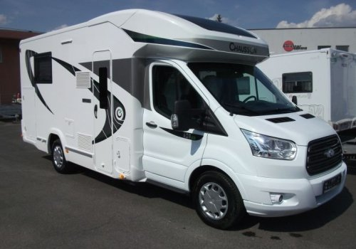 KAMPER CHAUSSON 628EB SPECIAL EDITION TRANSIT 170KM NOWY!