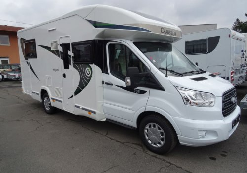 KAMPER CHAUSSON 708 WELCOME TRANSIT 170KM NOWY! MODEL 2019