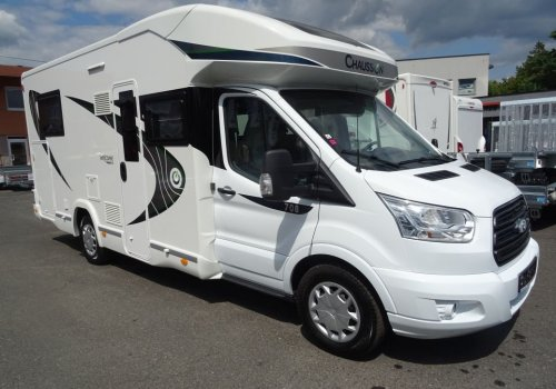 KAMPER CHAUSSON 708 WELCOME PREMIUM TRANSIT 170KM NOWY! MODEL 2019