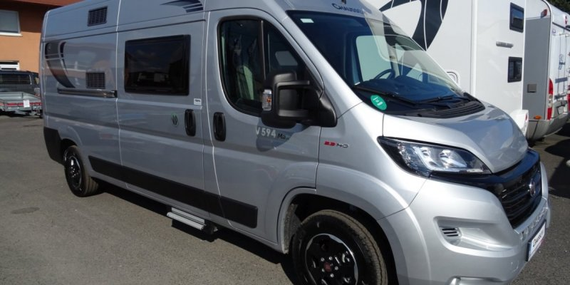 KAMPER CHAUSSON V594 MAX VIP DUCATO 2.3JTD 140KM NOWY! MODEL 2020