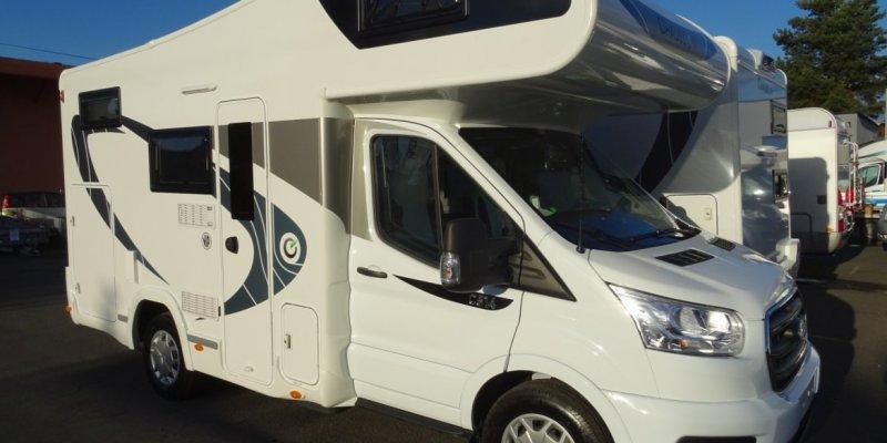 KAMPER CHAUSSON C514 VIP TRANSIT 130KM NOWY! MODEL 2020