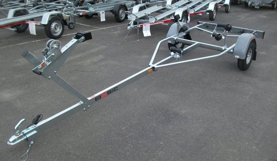 Przyczepa podłodziowa Brenderup Basic 600 4,2M