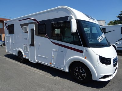 KAMPER AUTOSTAR A-CLASS I730LC LIFT CELTIC EDITION DUCATO 2.3JTD 140KM NOWY! MODEL 2021