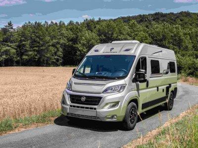 KAMPER RANDGER R600 DUCATO HEAVY 2.3JTD 160KM AUTOMAT NOWY! MODEL 2021