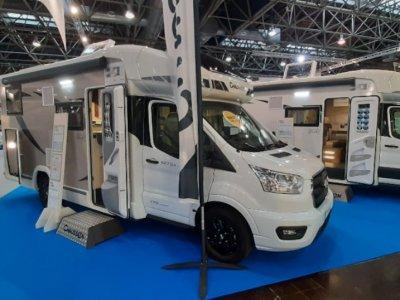 KAMPER CHAUSSON 627GA TITANIUM PREMIUM TRANSIT 170KM AUTOMAT NOWY! MODEL 2022