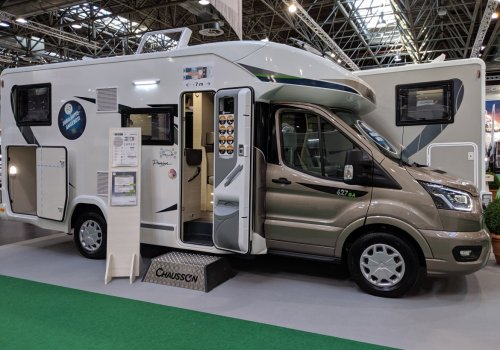 KAMPER CHAUSSON 627GA VIP PREMIUM TRANSIT 170KM AUTOMAT NOWY! MODEL 2020