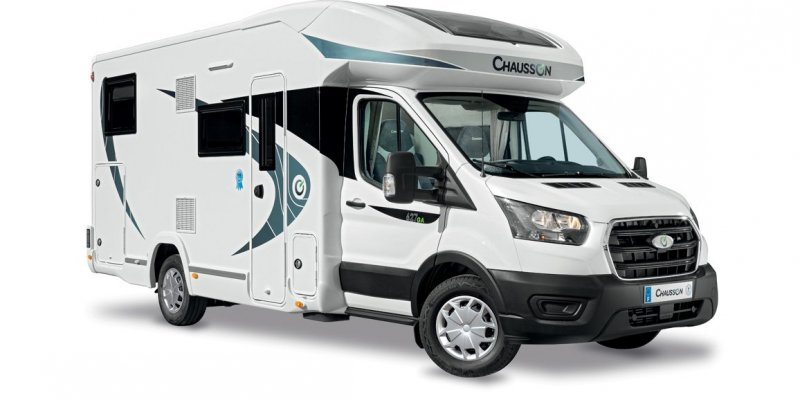 KAMPER CHAUSSON 630 FIRST LINE 170KM NOWY! MODEL 2021